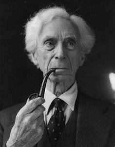 Bertrand Russel (May 18, 1872 - February 2, 1970) British philosopher, historian, mathemetic and writer.