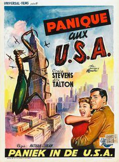 The Deadly Mantis (1957)