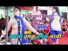 Thumak Thumak Nachi Sapna Dance Video
