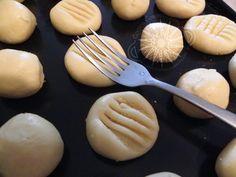 Cocina Costarricense: galletas de maicena y leche condensada