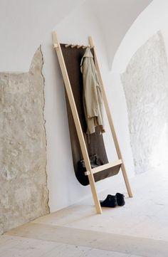 Nils Holger Moormann Wardrobe via Yu Tahori