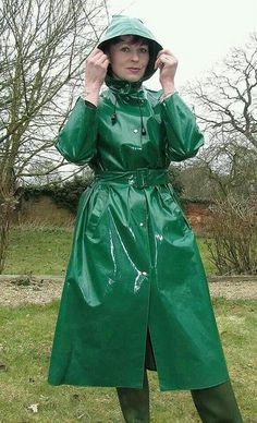 Raincoats For Women Products Vinyl Raincoat, Pvc Raincoat, Hooded Raincoat, Parka, Imper Pvc, Green Raincoat, Rubber Raincoats, Pvc Coat, Raincoats For Women
