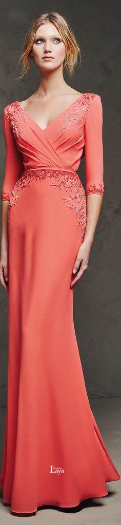 #Farbbberatung #Stilberatung #Farbenreich mit www.farben-reich.com Pronovias 2016 EVENING Dresses