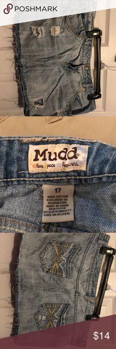 237e4c6d8a Mudd denim skirt size 17 juniors Size 17 juniors denim skirt Mudd Skirts  Mini