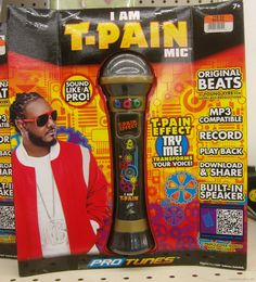 autotune Mikrofon! TOP!!!  #autotune #mic #mikro #t-pain