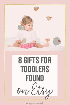 Gift Guide for Toddlers | Lucky & Co