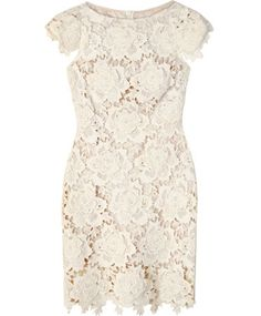3D Star Lace Dress by Lover