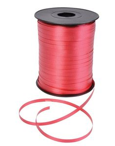 500 Yd. RED Curling Ribbon 3/16' Wide >>> Find out more about the great product at the image link.
