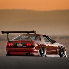 Hoonigan. #rx7 #fc #jdm #slammed #stanced #fitment #drift #drifting #turbo #hooning #xsauto #bornauto #xenonsupply