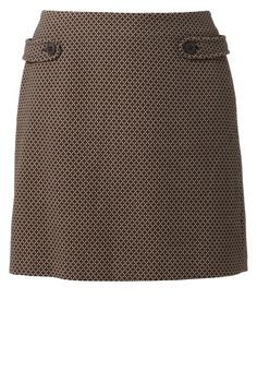 Opus - RABEA - Miniskjørt - brun Opus, Skirts, Fashion, Moda, Skirt Outfits, Fasion, Trendy Fashion, Skirt