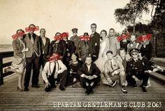 Spartan Commando faction on OldTown Festival