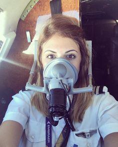 Oxygen Mask, Female Pilot, Gas Masks, Mask Girl, Respirator Mask, Full Face Mask, Scuba Diving, Lunges, Safety