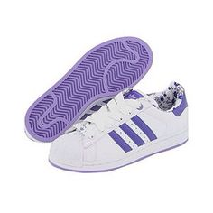 adidas superstar violet pale