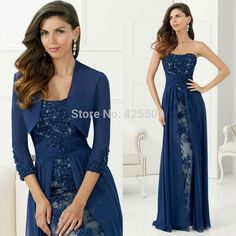 Cheap bride flower, Buy Quality dresses bride directly from China dress designs for women Suppliers: 	Custom Made Mother Of The Bride Dress With Jacket 2015 Long Sleeve New Design Royal Blue Lace Evening Dress Party Forma
