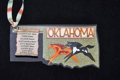 Oklahoma State Tag