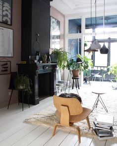 Gravity Home: Beautiful Home of Interior Blogger Theo-Bert Pot