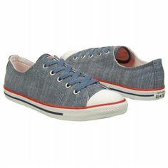 Converse Women's Chuck Taylor Dainty Shoes (Blue)