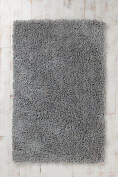 Luxe Shag Rug. Several colors, several sizes.
