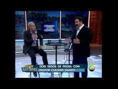 Claudio Duarte no Ratinho Completo - YouTube