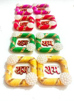 Diwali Decorations, Rakhi, Necklace Designs, Beaded Necklace, Beaded Collar, Pearl Necklace, Beaded Necklaces