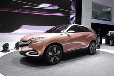 Acura Concept SUV-X live photos: 2013 Shanghai Auto Show