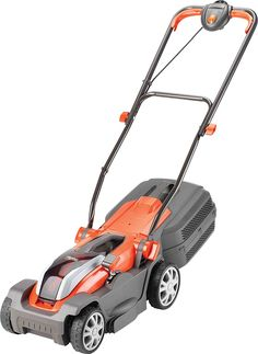 Flymo 9671035-01 Mighti-Mo 300 Li Cordless Battery Lawnmower, 40 V -- Learn more by visiting the image link. (This is an affiliate link)