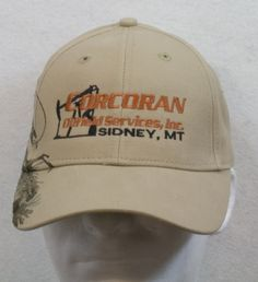Corcoran Trucking Embroidered hats