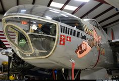 "Douglas A-26C Invader ""Cavanaugh Flight Museum"""