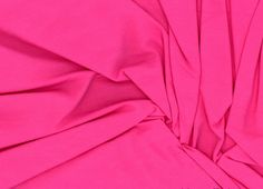 Bamboo Knit Hot Pink