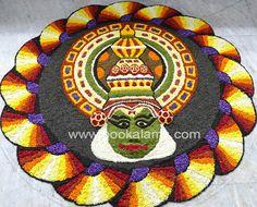 Prize Winning Pookalam Designs 2011