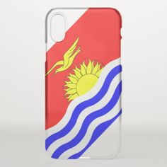 Shop Kiribati Uncommon iPhone Case created by AwesomeFlags. Kiribati Flag, Create Your Own, Create Yourself, Political Events, National Flag, Iphone Case Covers, Creative Design, Flags, Kids Outfits
