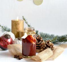Rezept: Schneller Früchtepunsch mit dunklen Früchten und ganz ohne Alkohol #rezept #recipe #punsch #früchte #ohnealkohol #winter #weihnachten