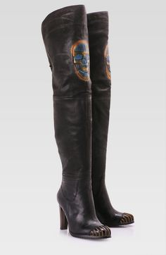 Just fab thigh high boots (wide calf) NWT | High boots, Sexy and Lace
