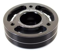 GrimmSpeed Lightweight Crank Pulley - Parts Accessories Store - Performance Just Got Cheaper