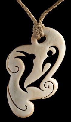 The dancers, carved in bone by New Zealand artist Lilach Paul. www.boneart.co.nz/featurelilach.html