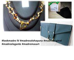 #lookmadre IV #madresolohayuna #madreoriginal #madreelegante #madremasart