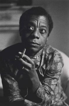 organization:  Guy Le QuerrecJames Baldwin in his residence, France 1970