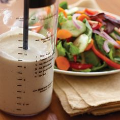 Dazzling Dressings - Creamy Parmesan Peppercorn Dressing - The Pampered Chef®