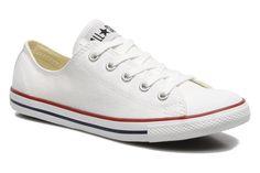 Converse All Star Dainty Canvas Ox W (Bianco) - Sneakers su Sarenza.it (130198)