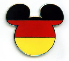 Germany animated flag german flags pinterest flags and german walt disney pins trading disney pins value of disney pins voltagebd Choice Image