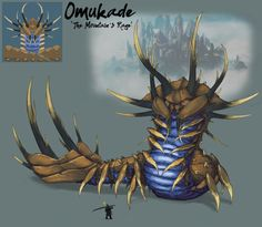 Mythical Creatures Art, Alien Creatures, Magical Creatures, Robot Concept Art, Creature Concept Art, Creature Design, Monster Hunter Memes, Monster Hunter World, Fantasy Monster