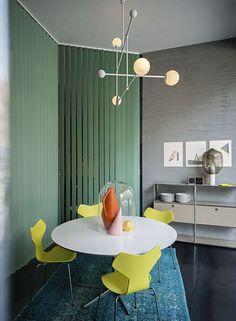 Salone del Mobile - Happy Office Happy Home - Spotti Milano presents USM Modular furniture