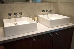 Galerias > / Interior Reformas. Imagens Cement Design aplicações Projeto Cimento Microfloor.