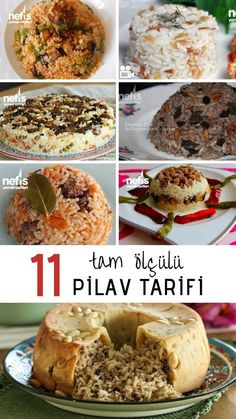 Besides the main dish for your Iftar dinner tables, 11 different rice recipes and pictures, all tried, with tips and full measure, are in Yummy Recipes! Yummy Recipes, Rice Recipes, Soup Recipes, Dessert Recipes, Yummy Food, Iftar, Turkish Recipes, Ethnic Recipes, Complete Recipe