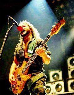 Mike! The high tenor sound of Van Halen.