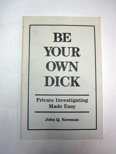 Private investigation.
