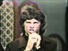 "THE DOORS - ""Break On Through"" (to the other side) at KTLA-TV in Los Angeles. January 1, 1967. Their first TV appearance."