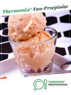 """Lody """"Krówka"""" jest to przepis stworzony przez użytkownika Thermomix. Ten przepis na Thermomix<sup>®</sup> znajdziesz w kategorii Desery na www.przepisownia.pl, społeczności Thermomix<sup>®</sup>. Popsicles, Sweet Treats, Pudding, Ice Cream, Food, Thermomix, No Churn Ice Cream, Pallets, Sweets"""