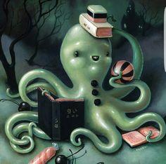 Brandi Milne, Feed Your Head Beautiful Dark Art, Beautiful Paintings, Candy Art, Arte Obscura, Brandy Snaps, Lowbrow Art, Pop Surrealism, Surreal Art, Art Inspo
