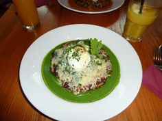A 'Rosti Revisted' from Terre a Terre, Brighton